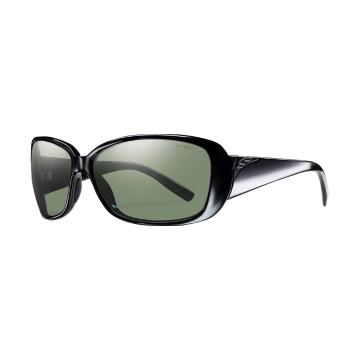Smith Shorewood ChromaPop Sunglasses - Black/Polarized Grey Green