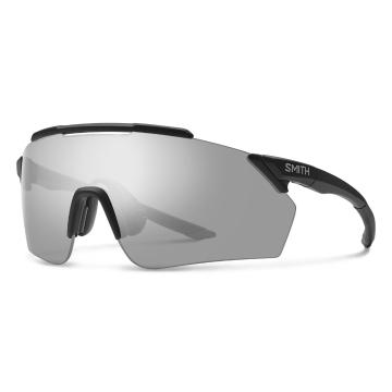 Smith Ruckus ChromaPop Sunglass -  MatteBlk/CPPlatinum