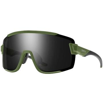 Smith 2020 Wildcat Sunglasses -  Matte Moss Chromapop