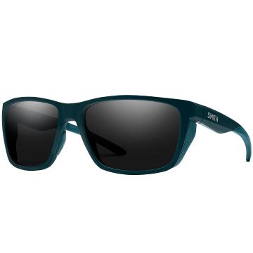 Smith 2020 Longfin Sunglasses -  Matte Deep Forest Chromapop