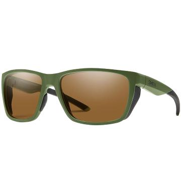 Smith 2020 Longfin Sunglasses -  Matte Moss Chromapop