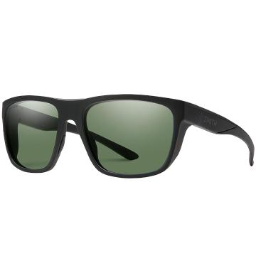 Smith 2020 Barra Sunglasses -  Matte Black Chromapop
