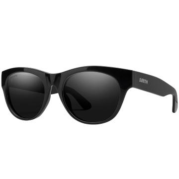 Smith 2020 Sophisticate Sunglasses -  Black Chromapop