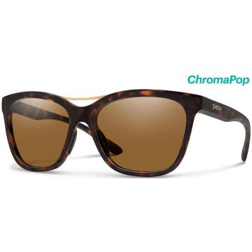 Smith 2020 Cavalier Sunglasses -  Matte Tort Chromapop