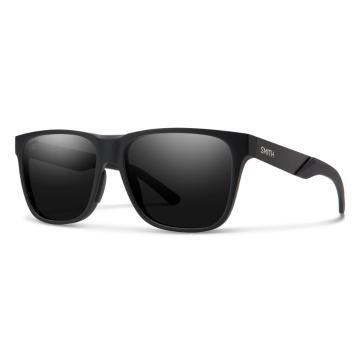 Smith Men's Lowdown Steel - Matte Black CP Polar Black