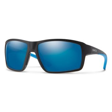 Smith Unisex Hookshot - Matte Black CP Polar Blue Mirror