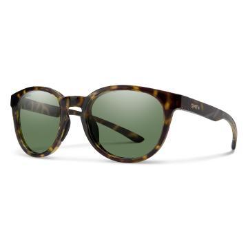 Smith Women's Eastbank Sunglasses - Vintage Tortoise/CPPolGrayGree