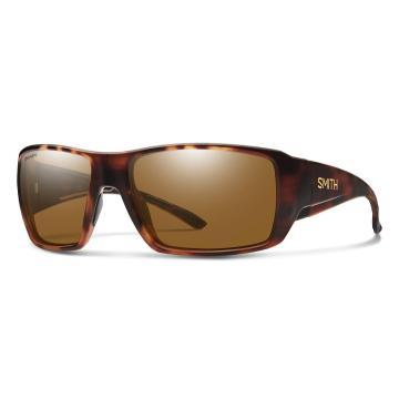 Smith Men's Guide's Choice XL Sunglasses - Matte Havana/Cp Polar Brown