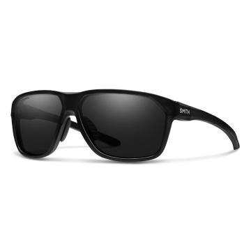 Smith Leadout Sunglasses - Matte Black/ChromaPop Black