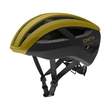 Smith Network MIPS Road Helmet - Matte Mystic Green/Black