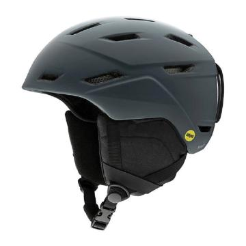 Smith 2021 Mission MIPS Snow Helmet - Matte Charcoal