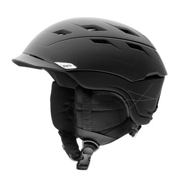 Smith 2017 Men's Variance Snow Helmet - Matte Black