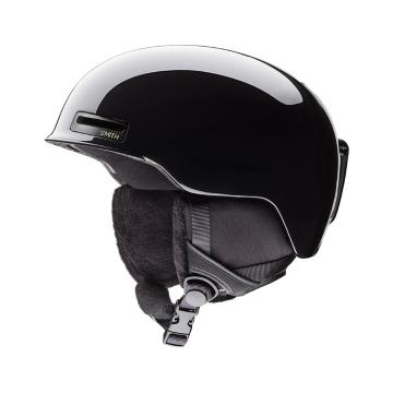 Smith 2018 Women's Allure Snow Helmet - Black Pearl