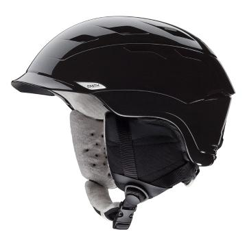 Smith Women's Valence Snow Helmet - Black Pearl