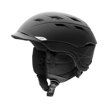 Smith 2018 Men's Variance Snow Helmet - Matte Black
