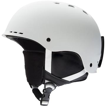 Smith Holt Snow Helmet - Matte White