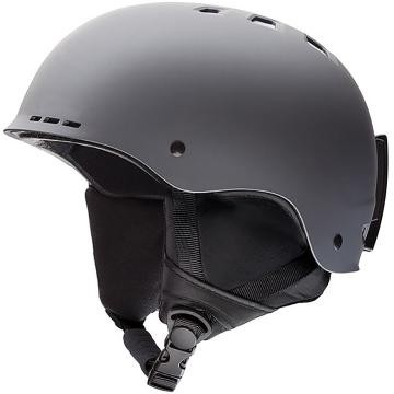 Smith Holt Snow Helmet - Matte Charcoal