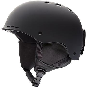 Smith Holt Snow Helmet - Matte Black