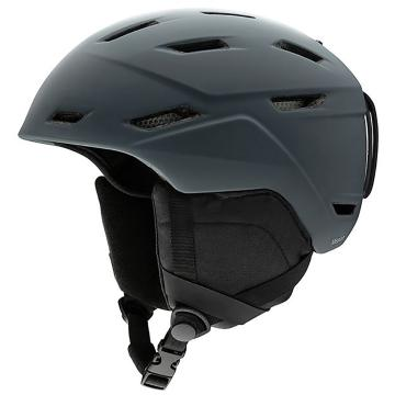 Smith Mission Snow Helmet - Matte Charcoal