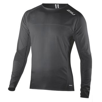 2XU Men's Compression Long Sleeve Top