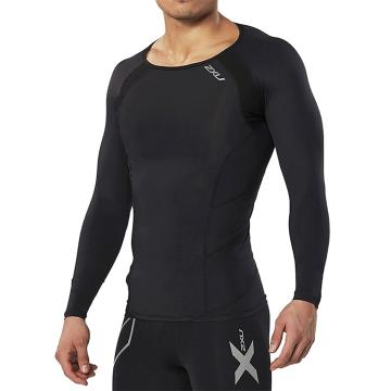 2XU Men's Compression L/S Top