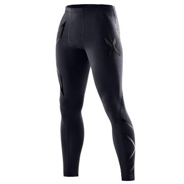 2XU Men's Compression Tights - Black