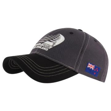Emirates Team NZ Heritage Cap - Charcoal