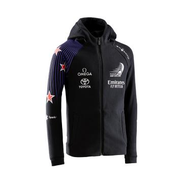 Emirates Team NZ Kids Replica Hoody - Carbon