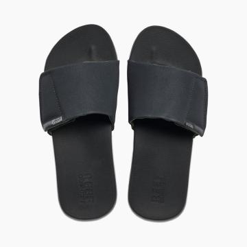 Reef Men's Cushion Bounce Slide - Black