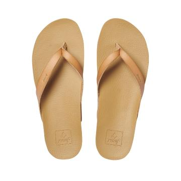 Reef Women's Cushion Bounce Court - Natural - Natural
