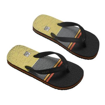 Reef Grom Switchfoot Prints Jandals - Blue Stripe