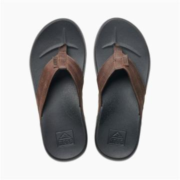 Reef Mens Cushion Bounce LE - Black/Brown