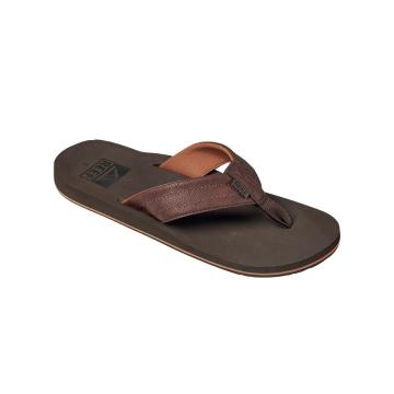 Reef Men's Twinpin LUX Jandal - Brown