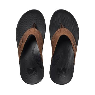 Reef Cushion Spring Jandals - Brown