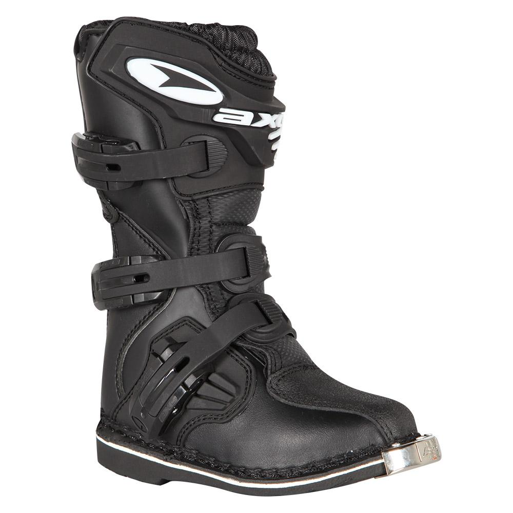 Best motorcycle gloves nz - Axo Drone Pee Wee Boots Youth