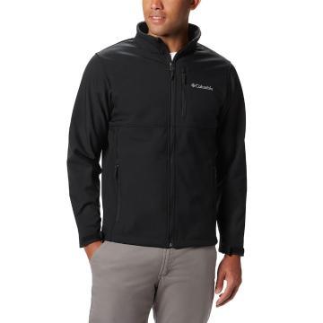 Columbia Men's Ascender Softshell Jacket - Black