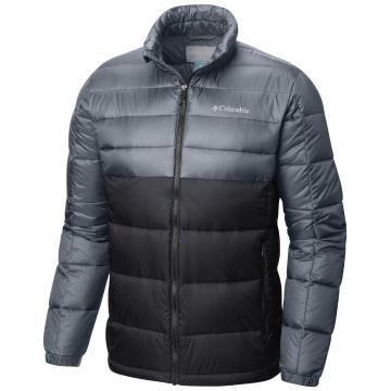 Columbia Men's Buck Butte Insulated Jacket - Black/Graphite