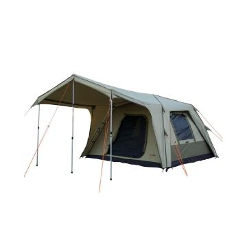 BlackWolf Turbo 300 5 Person Tent - Beige/Khaki