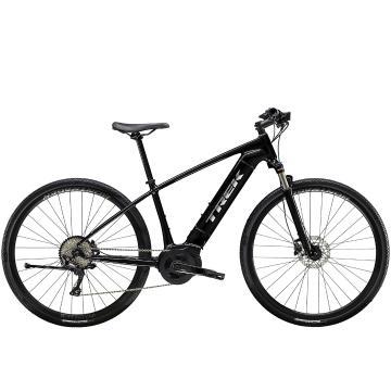 Trek 2019 Dual Sport + E-Bike - Trek Black