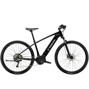 Trek 2019 Dual Sport + E-Bike - Trek Black