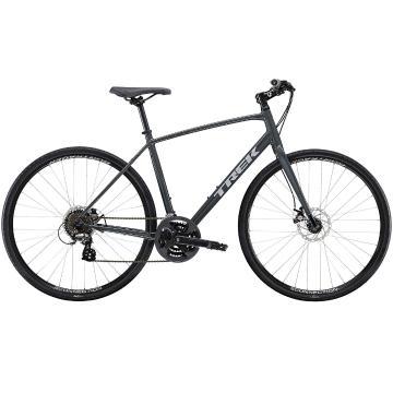 Trek 2020 FX 1 Disc Urban Bike - Solid Charcoal