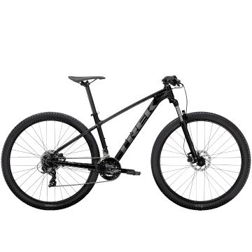 Trek 2021 Marlin 5 MTB - Black/Charcoal - Trek Black/Lithium Grey
