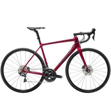 Trek 2019 Emonda SL 6 DISC Road Bike - Rage Red/Onyx Carbon