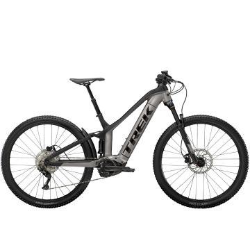 Trek 2021 Powerfly FS 4 E-Bike - Silver