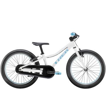Trek 2020 Precaliber 20in SS Girls Bike - Crystal White