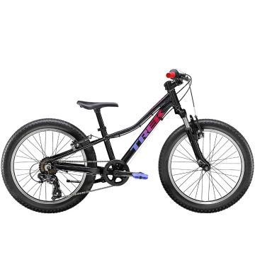 Trek 2020 Precaliber 20in 7Speed Girls Bike - Voodoo Trek Black