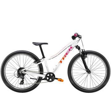 Trek 2020 Precaliber 24in 8speed Girls Bike - Voodoo Crystal White