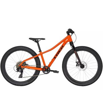 Trek 2020 Roscoe 24 Kids Bike - Roarange