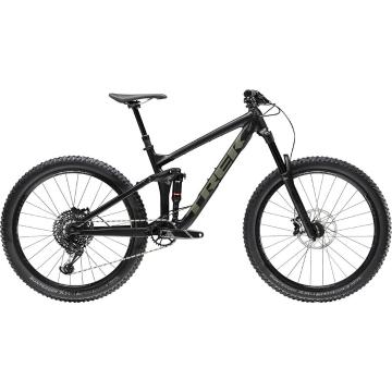 Trek 2020 Remedy 8 27.5 MTB - Matte Trek Black