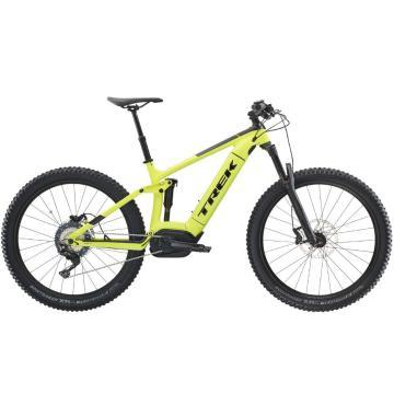 Trek 2019 Powerfly FS7 E-Bike - Volt Green